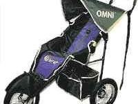 InStep OMNI jogging stroller. Stroller is structurally