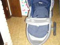 Graco Jogging Stroller, in excellent condition and was