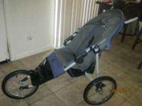 I have an In-Step Jogging stroller like new only used a