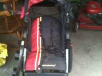 Baby Trend stroller for sale, you can call to pick up