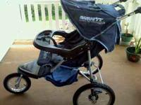 this stroller like new only used four times asking $75