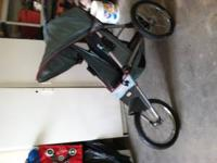 SCHWINN JOGGING STROLLER. ALL GOOD..  Location: