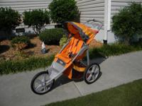 Instep Flash running stroller. Outstanding condition.