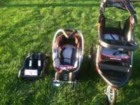 Baby Trend Travel System with 2