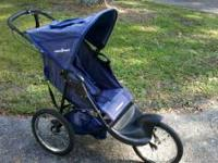 Baby Trend Expedition Jogging Stroller Excellent