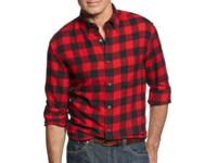 Every closet needs a classic checked flannel, like this