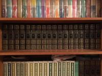 23 volumes of John Calvin commentaries for 500.00 and