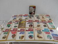 Available for sale: 22 John D MacDonald paperback