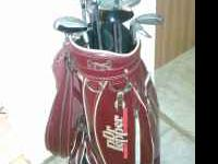 I have a full set of John Daly clubs...i never really