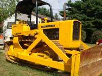 This a 1979 john deer 450c bulldozer.When i purchased
