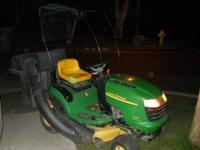 For sale is a very nice John Deer L111 Riding