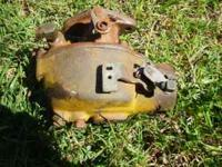 Carburetor for John Deer 420 Tractor for $150 Head for