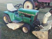 Good deck new front tires new battery runs good im