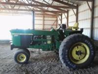 Diesel 1970 John Deere for sale. Contact  for more