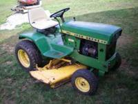 john deere 140 h1 call  or  Location: west alex