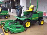 "John Deere 1445 4wd 450hrs 72"" Mower Deck 31 HP very"