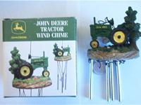 Brand New 16 Piece John Deere Dinnerware Set
