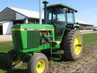 79' JD 4440, QR, planting tractor, recent trans and