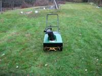 Barely used snow blower, built in 1997, new coil
