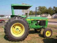 John Deere 2750 , good clean tractor. call  Location: