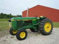 JD 2940 Diesel, WF, 90HP, 2 Remote, New FirestoneTires