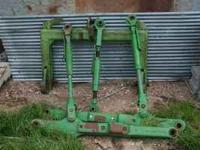 We have for sale John Deere 3 pt. arms - asking $200.