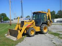 1997 John Deere 310se loader backhoe 4600 hours 4x4,