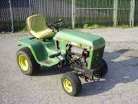 REDUCED!! to $2475 obo JOHN DEERE 332 DIESEL RIDING