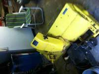 John Deere 338 Snow Thrower. Fits model 108, 111 &