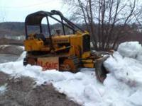 For Sale is a John Deere Dozer 350 with a power 6 Way