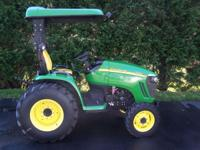 For sale: John Deere 3720 tractor Year: 2006