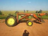 John Deere 4010 tractor New tires, New clutch, New