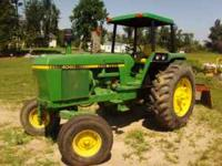 John Deere 4040 everything works runs good 4 post