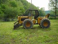 440B John Deere Log Skidders Have two, Good strong