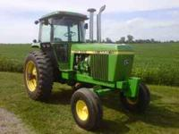 I have a 1978 john deere 4440 for sale, it has 9400