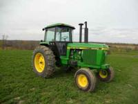 For Sale: 1979 John Deere 4440 Tractor -Brand New