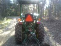 I have for sale my John Deere 790 series Tractor 4 X 4