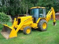 1988 John Deere 510b backhoe. Excellent condition. New
