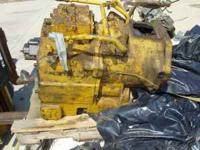John Deere 550 dozer power shift (3 speeds forward 3