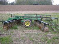 For sale John deere 630 16 foot disk. disks are in