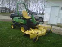 hydro, gas engine 1856 hrs, good tires, fluid filled