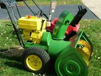 john deere 726 has fresh 7hp techumsa professionally