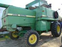 John Deere 7720 Combine that is Field Ready. 3277
