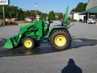I HAVE A JOHN DEERE 790 4X4 WITH LOADER. THIS TRACTOR
