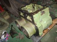 Parting out a John Deere 820. Engine block for sale.