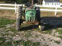 John Deere 830 Tractor for sale $4000.00 or best offer