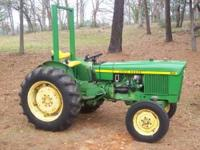 35 HP - 3 CYL DIESEL CLEAN TRACTOR, GOOD RUBBER, POWER