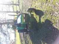 John Deere 970 tractor in good working condition for
