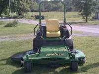 I have for sale a 2008 John Deere Diesel 997 Zero Turn