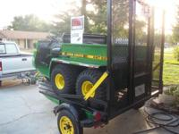 John Deere AMT 626. (all material transport). This